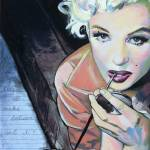 """Marilyn1"" by KarenAJones"