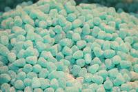 Aqua Blue Candies