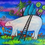 """A Polar Bear Welcome image"" by juliryan"