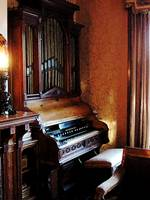 Pipe Organ In Living Room
