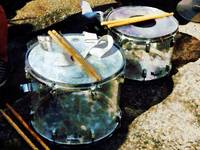 Two Snare Drums