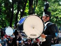 Bass Drums On Parade