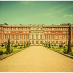 """Hampton Court Palace"" by RunnyCustard"