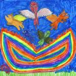 """""""Dragons of the Rainbow 2013-Markers"""" by 4FootNinja"""