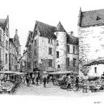 """sarlat"" by NicolasJolly"