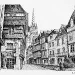 """quimper"" by NicolasJolly"