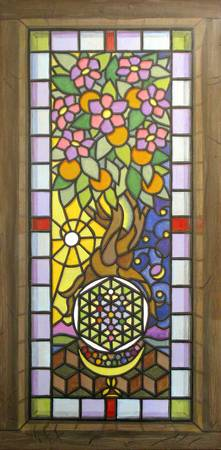 Tree of Life Window