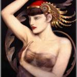 """Art Deco Woman"" by johnrichardson"