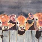 """Calves"" by jonathanwangsgard"