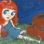 """""""Strawberry fairy"""" by wickeddollz"""