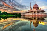 Mirroring The Putra Mosque