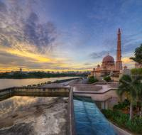 The Putra Mosque