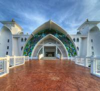 Gateway To Heaven - The Straits Mosque