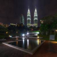 The Other Side of KLCC