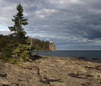 Split Rock Stormy