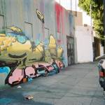 """Halo Street Art by Gloria McKinney"" by Lamp_ArtProject"