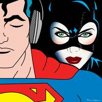 superman and catwoman