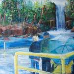 """6. Landing at Forest River Falls 2013"" by Pamla"