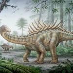 """""""Agustinia dinosaur"""" by PhilWilson"""