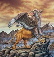 Gryphon Mythic Creature