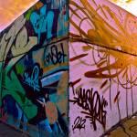 """Cornerstone Graffiti"" by mommysam"