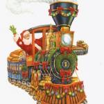 """Santa Express"" by PhilWilson"