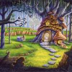 """Home of the Gnome King"" by PhilWilson"