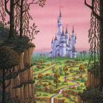 """Fantasy Castle"" by PhilWilson"