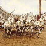 """Chariot Race"" by PhilWilson"