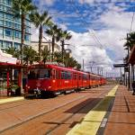 """San Diego Trolley"" by kphotos"