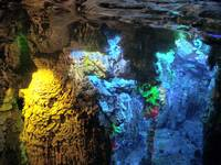 Reed Flute Caves nr. Guillin, China 3000