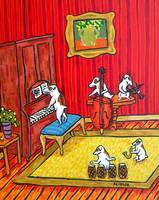 The Jack Russell Jam Band