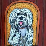 """Havanese at the Cafe"" by lulunjay"