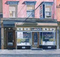 Lanza's Restaurant, 11th Street, East Village