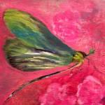 """""""Dragonfly L"""" by CherryBaumbusch"""