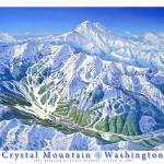 """""""Crystal Mountain"""" by jamesniehuesmaps"""