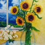 """Sunny Inside Days"" by Lisavmaus"