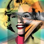 """Marilyn Monroe"" by markashkenazi"