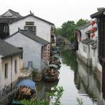"""Traditional Chinese Water Village"" by MicheleKasoff"
