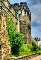 Eastern State Penitentiary Building