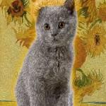"""""""Vincent Van Greycat"""" by DavidKessler"""