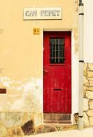 Can Pepet 25 Red Door Of Spain