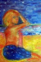 Woman on the Beach Final Version