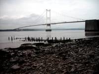 Severn Bridge Landscape