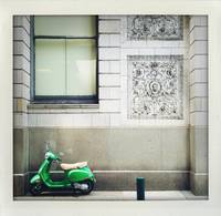 Green Scooter