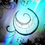 """Circular Blue Dream"" by SadieRoze"
