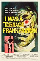 I Was A Teenage Frankenstein - 1957