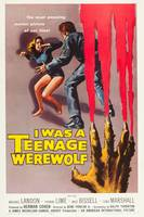 I Was A Teenage Werewolf - 1957