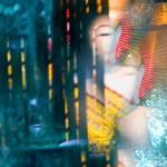 """""""buddha i."""" by SabineSteinmueller"""