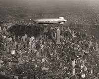 Blimp Over New York - 1746493